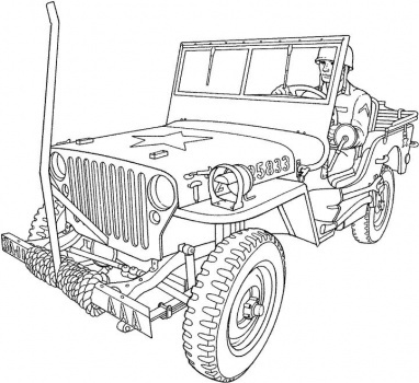 kids army coloring pages - photo#36