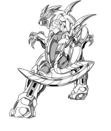 Bakugan Coloring Pages Printable Free Coloring Pages For Kids